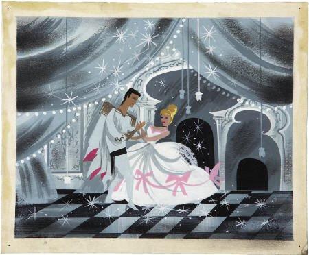 Cinderellaconceptworkfromthe1950sMaryBlairfromDailyMischief