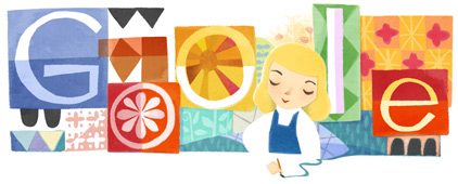 mary_blair-2011-100bdayGoogle