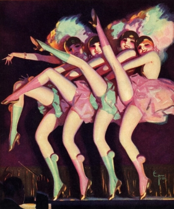 Illustration . Enoch Bolles