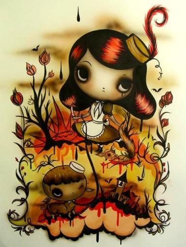 artist Misery